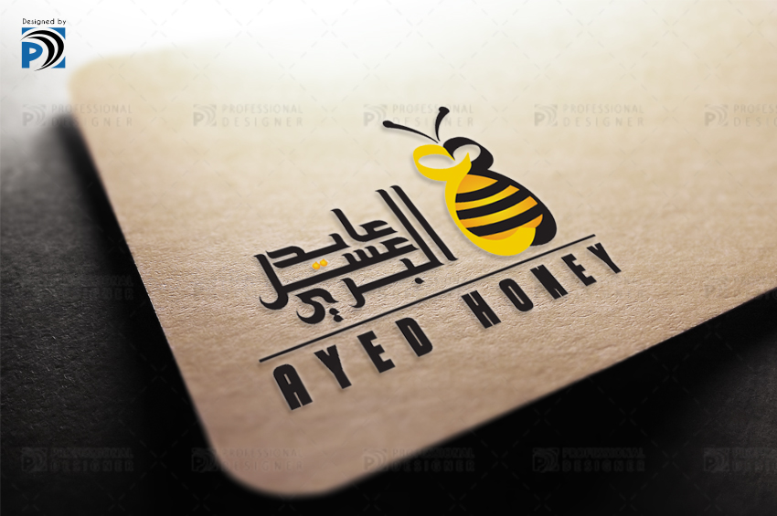 Logo design for honey trading