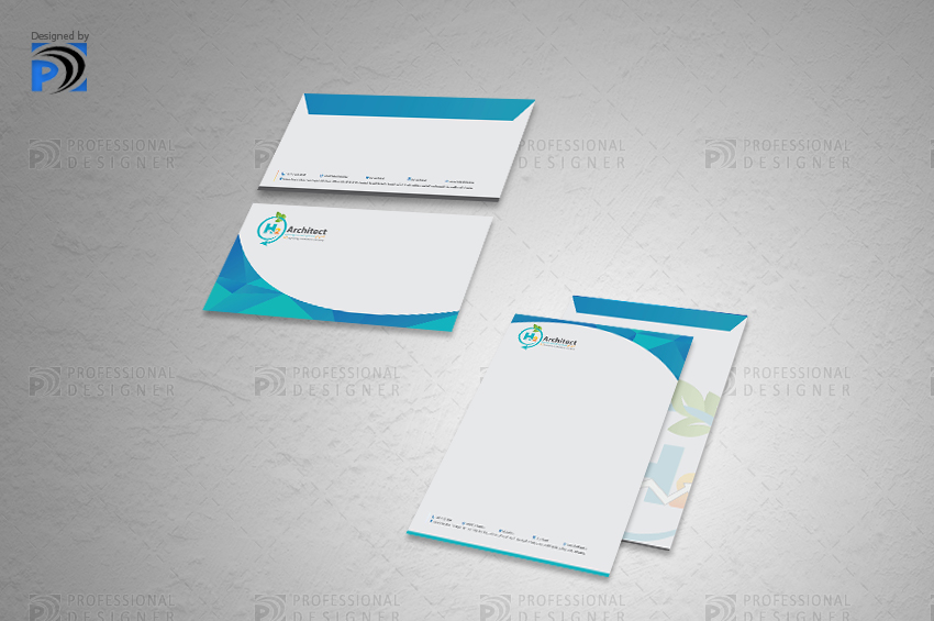 envelopes Designs for engineering companies