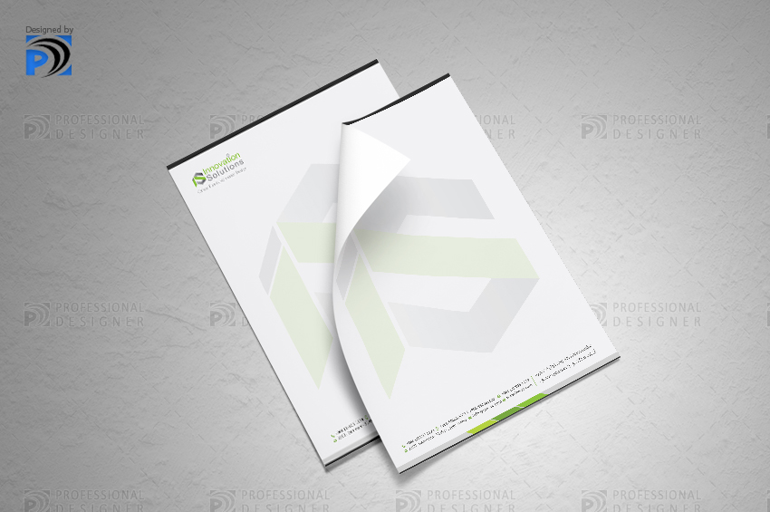 letterhead design for comapnies