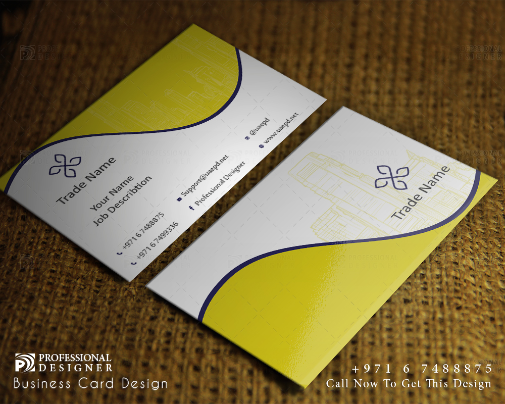 Professional and accurate personal card design business card for real estate companies magicingreecefo Image collections