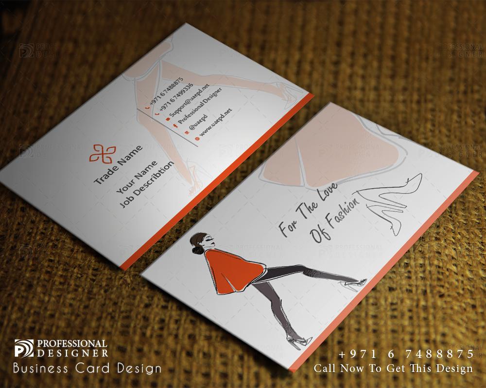 Fashion designers business card business card design for fashion shops magicingreecefo Images