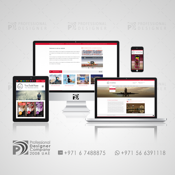 website design for Construction website, web development company 00971566391118