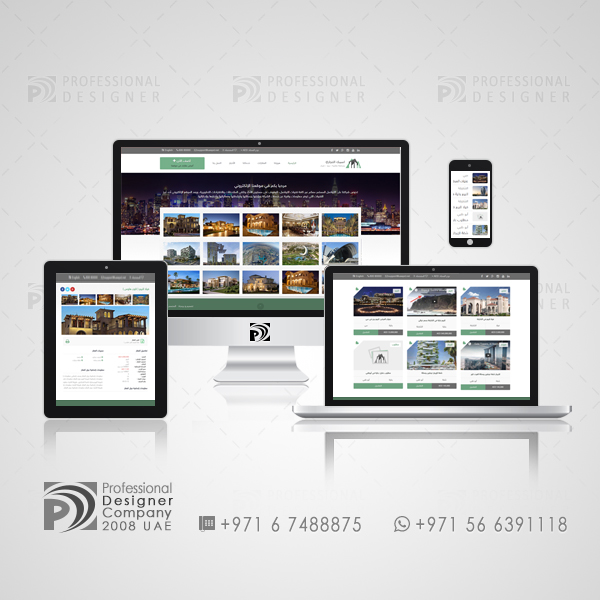 Real Estate Agency Responsive Website Template - Create Real Estate Websites Ready to use